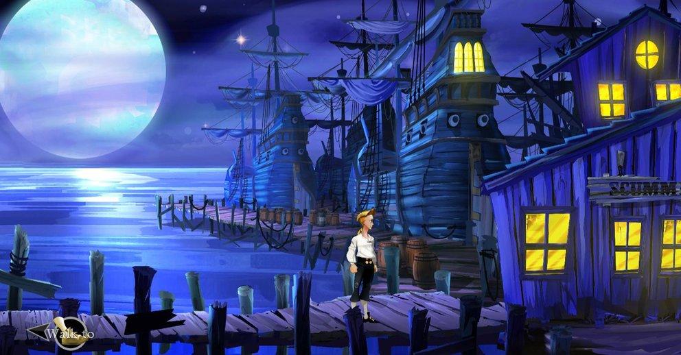 Monkey Island: Ron Gilbert will ernst machen!