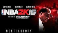 NBA 2K16: Soundtrack-Liste mit allen 50 Songs in der Übersicht