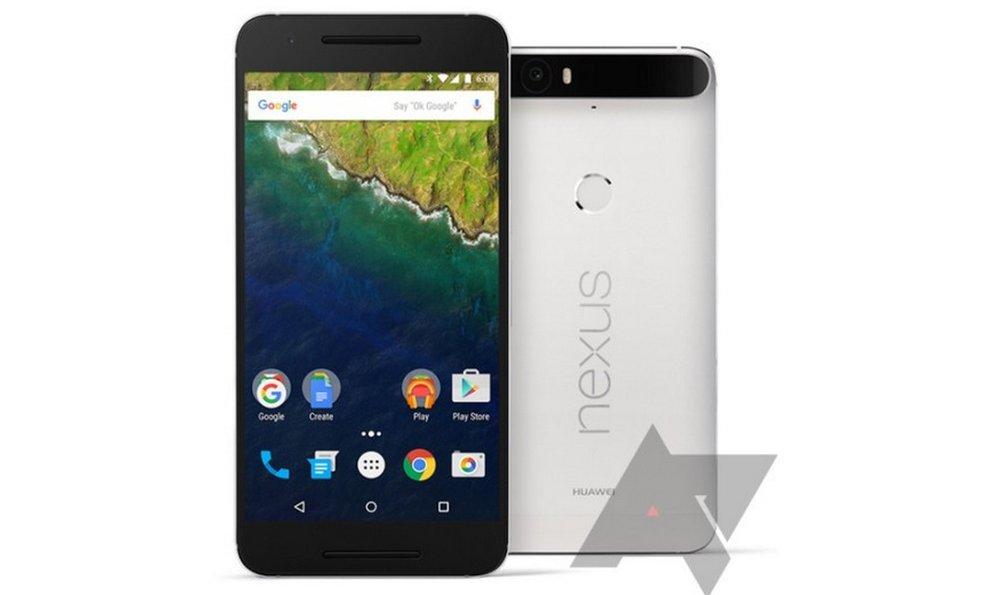 Nexus 6P & Nexus 5X: Pressebild und Verpackungen geleakt
