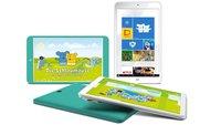 Odys Winkid 8: Windows 10 Tablet speziell für Kinder