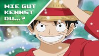 One Piece Quiz: Wie gut kennst du Ruffy & Co.?