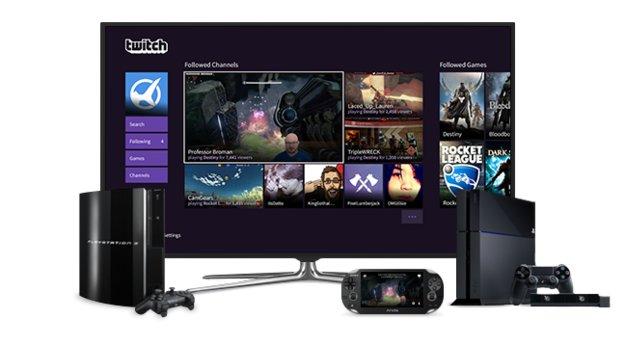 Twitch: Bald auch in vollem Umfang auf der PlayStation 4