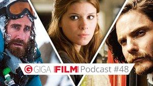 Christopher Nolans neuer Film, Everest & Sinister 2: GIGA FILM Podcast #48