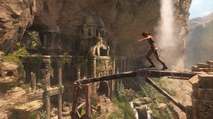Rise of the Tomb Raider: Lara und der Guerilla-Kampf (Video)