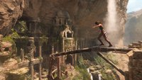 Rise of the Tomb Raider: Das letzte Woman vs. Wild-Video zeigt uns die Gräber