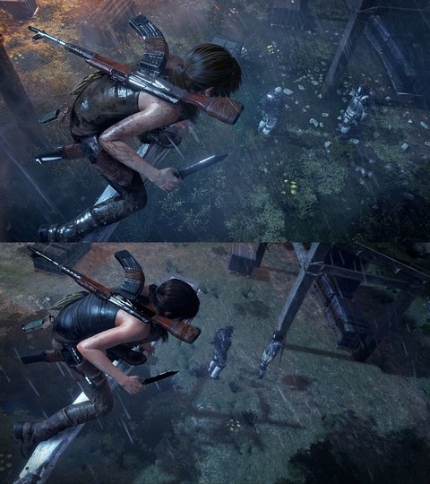 Rise of the Tomb Raider Xbox 360 2