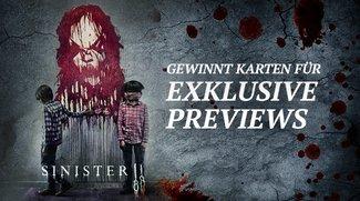 Gewinnt Karten für exklusive Previews zu Sinister 2