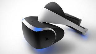 PlayStation VR: Virtual-Reality-Brille wohl so teuer wie eine PlayStation 4