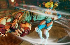 Street Fighter 5: R. Mika ist...