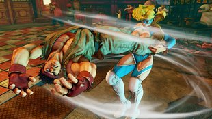 Street Fighter 5: R. Mika ist ein Two-Hit-Wonder