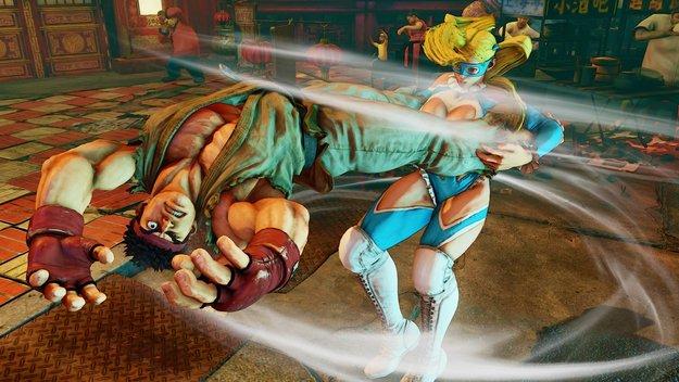 Street Fighter 5: R. Mika ist ein Two-Hit-Wonder