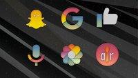 Redux: Originelles und liebevoll gestaltetes Icon Pack vorgestellt