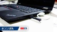 Lenovo ThinkPad Yoga 260 und Yoga 460 im Hands-On Video (IFA 2015)