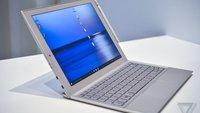 Toshiba Dynabook: 12 Zoll Windows 10 2-in-1 Tablet mit Stylus angeteasert (IFA 2015)