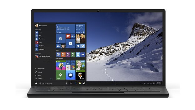 Windows 10 Insider Preview Build 10547 für PCs steht zum Download bereit