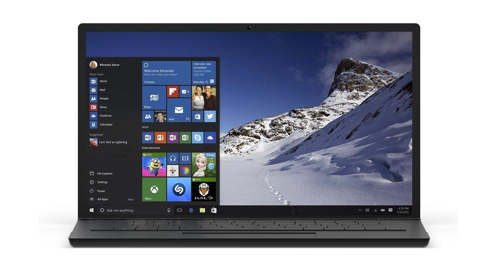 """Windows 10 """"Redstone"""" Entwicklung soll begonnen haben"""
