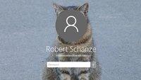 Windows 10: Anmeldebildschirm ändern – so gehts