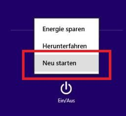 Windows UEFI EIn Aus
