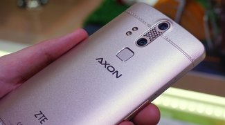 ZTE Axon Elite: Hands-On-Video zum High-End-Smartphone aus China [IFA 2015]