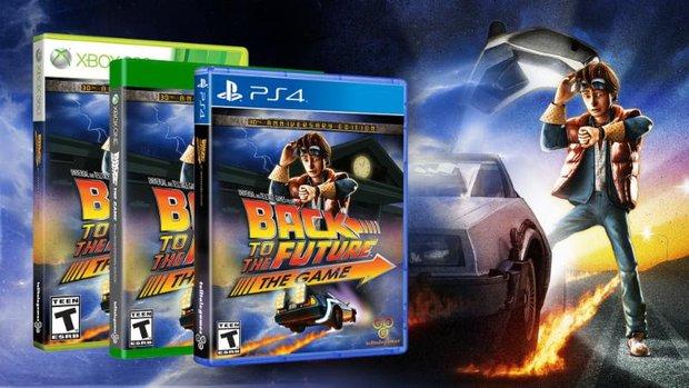 Back to the Future The Game: Das ist der Trailer der Jubiläumsausgabe