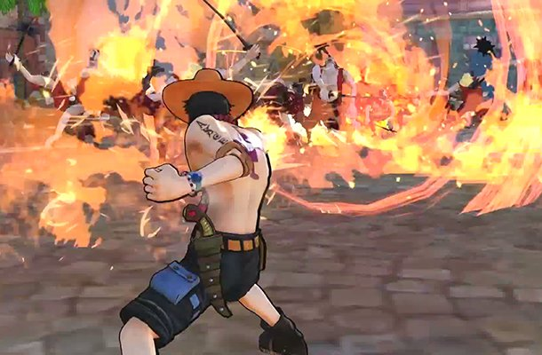 ace pirate warriors 3