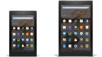 Amazon Fire HD 8 und Fire HD 10: Zwei neue Fire OS-Tablets im Hands-On-Video