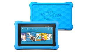 Amazon Fire Kids Edition: Kindgerechtes Tablet-Paket vorgestellt, im Hands-On-Video
