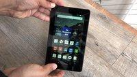 Amazon Fire Tablet: Neues 16 GB-Modell für nur 69,99 Euro