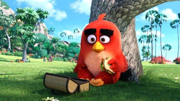 Erster Trailer zum Angry-Birds-Film: Explodierende Vögel und verpatzte Auftritte
