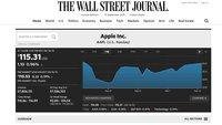 iPhone-Vorbestellungen boosten Apple-Aktie auf Vier-Wochen-Hoch