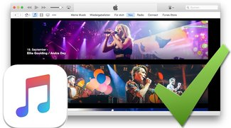 Apple Music: iCloud-Mediathek unterstützt jetzt große Musiksammlungen