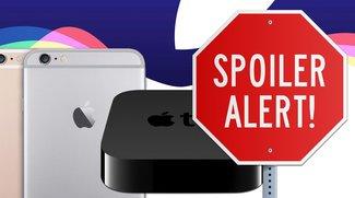 Apple Event: Was dürfen wir für den September erwarten? (Überblick)