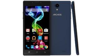 Archos 50c Platinum und 55 Platinum: Dual-SIM-Smartphones ab 100 Euro vorgestellt