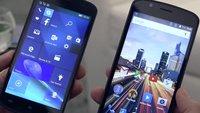 ARCHOS 50e Helium und 50 Cesium: Smartphone-Geschwister mit Winows 10 und Android im Hands-On-Video [IFA 2015]