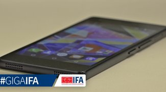 Archos Diamond S im Hands-On-Video [IFA 2015]