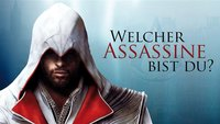 Assassin's Creed: Welcher Assassine bist du?