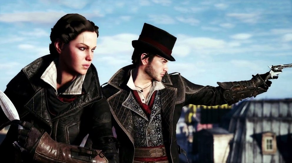 assassin's creed syndicate jacob evie