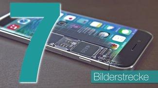 iPhone 7 soll so dünn wie iPod touch und iPad Air 2 werden