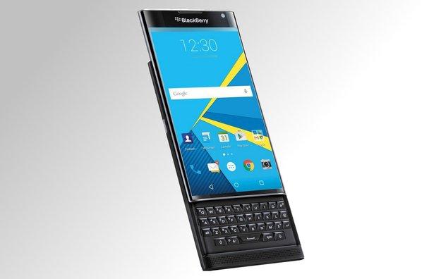 BlackBerry Priv: Android-Slider bereits 700.000 Mal verkauft
