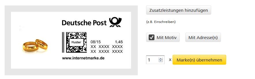 briefmarken selbst gestalten und ausdrucken so geht s bei der deutschen post giga. Black Bedroom Furniture Sets. Home Design Ideas