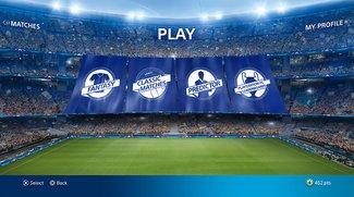 PlayStation 4: Champions League-App für PS4 ab heute zum Download