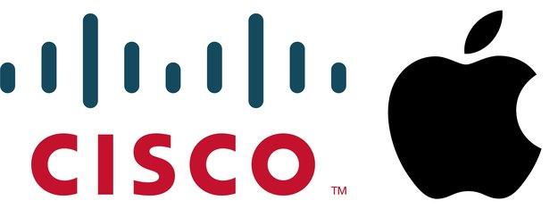 Apple und Cisco wollen iOS-Geräte enger in Cisco-Netzwerke integrieren
