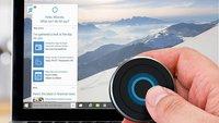 Cortana per Schlüsselanhänger nutzen – So geht's