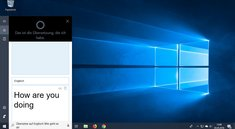 Windows 10: Sätze übersetzen mit Cortana – so geht's
