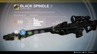 Destiny - König der Besessenen: Schwarze Spindel - so bekommt ihr sie in der täglichen heroischen Mission! (mit Video)