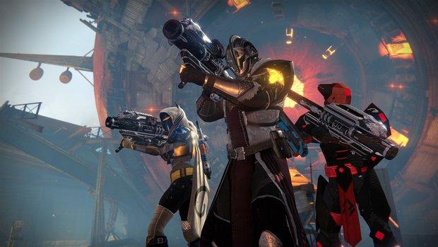 Destiny 2: Kommt Gerüchten zufolge schon 2017, dann auch für den PC