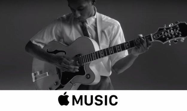 Musik pur, sonst nichts: Apple Music startet vier neue Werbespots