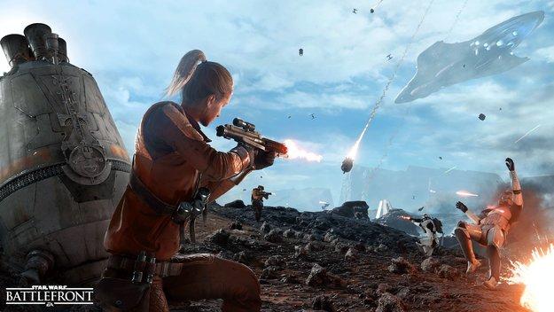 Star Wars Battlefront: Ein Season Pass und drei weitere Modi