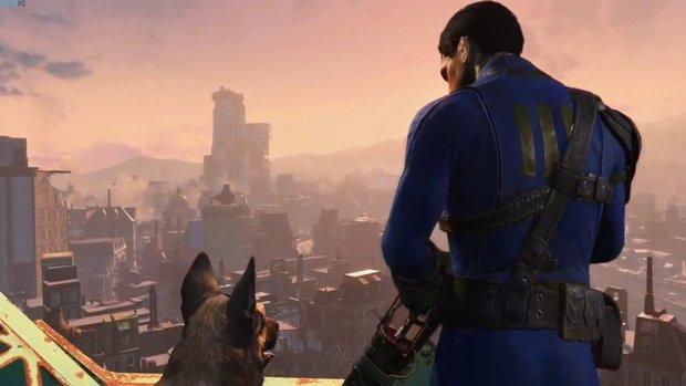 Fallout 4: Die Entwicklung begann mit einem Skyrim-Port auf die Xbox One