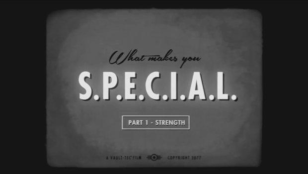 Fallout 4: SPECIAL-Videos in der Übersicht - alle Filme zu den Attributen